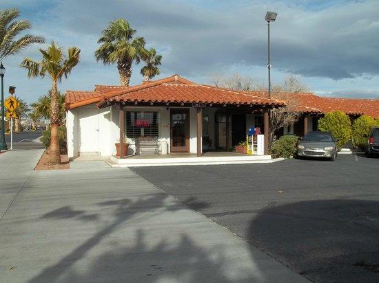 El Rancho Boulder Motel: nice place