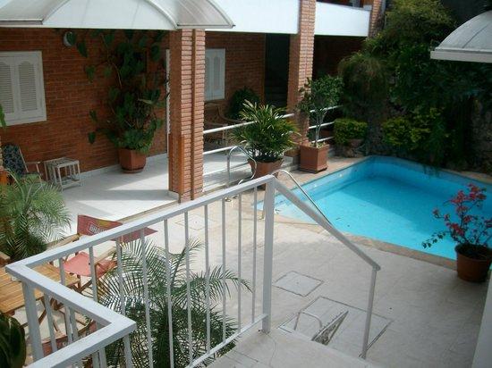Hotel Palmas del Sol. Piscina.