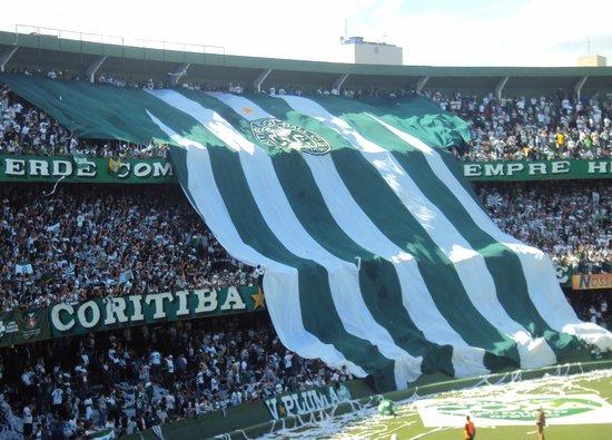 Major Antonio Couto Pereira Stadium:                   Torcida Coxa Branca