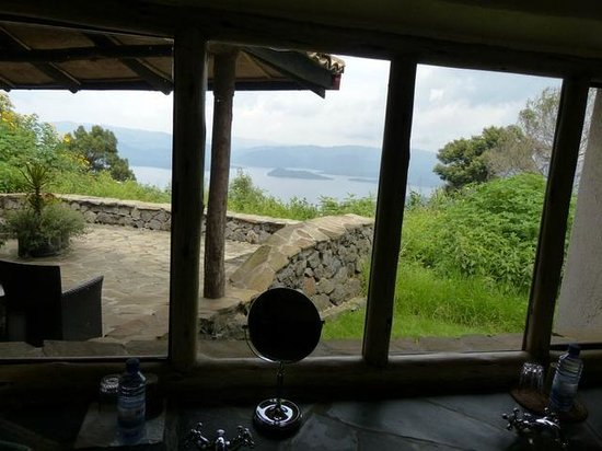 Virunga Lodge: View