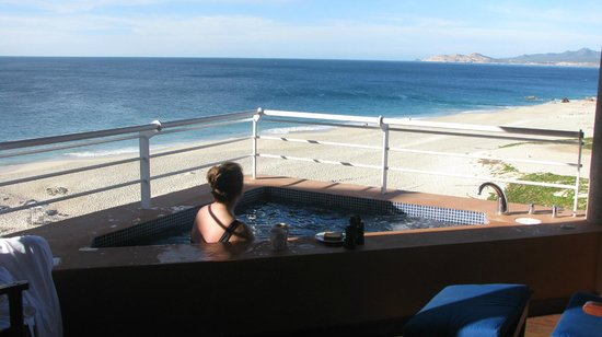 Baja Point:                   Favorite spot for morning coffee
