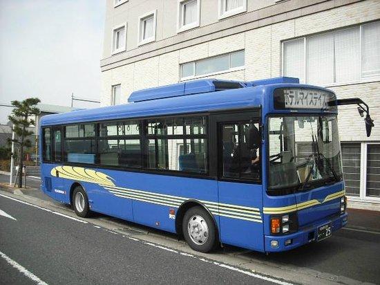 Hotel MyStays Shinurayasu: シャトルバス