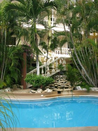 Hotel Aventura Mexicana:                   Adult side of the resort