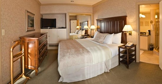 Hotel Bellwether: Island Suite Bedroom
