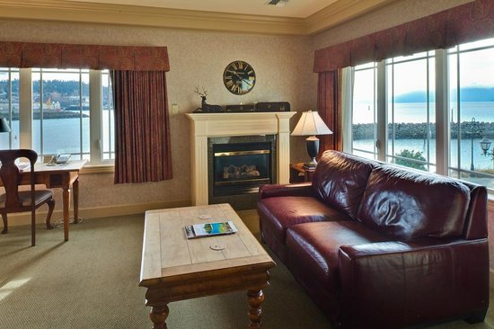 Hotel Bellwether: Island Suite View
