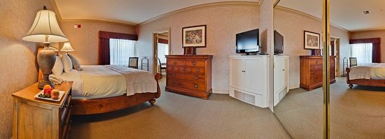 Hotel Bellwether: Bellwether Suite Bedroom