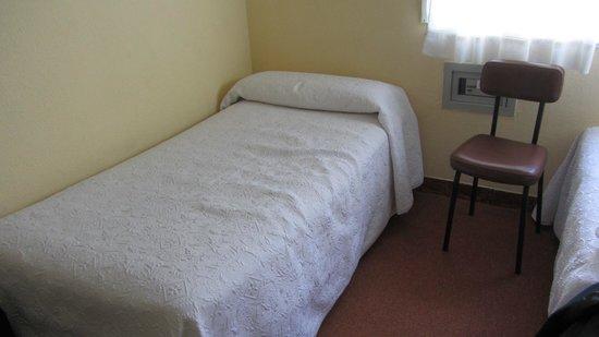 Hotel Castilla: Cama