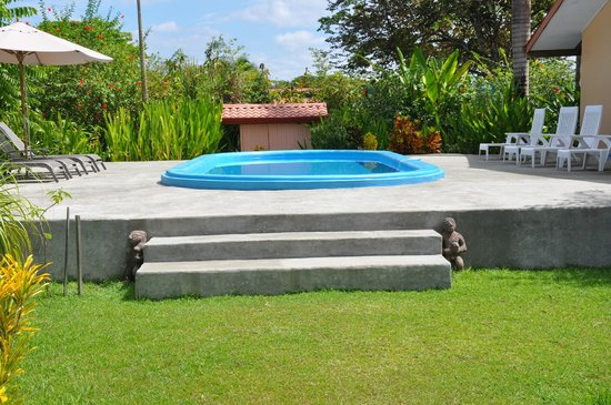 Las Islas Lodge : Refreshing Pool