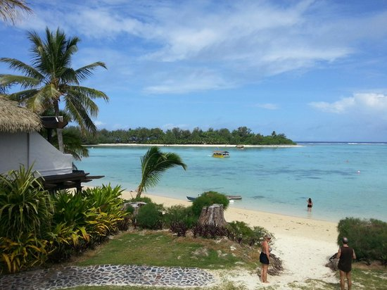 Pacific Resort Rarotonga: What a view!!