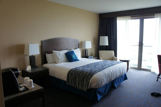 Swinomish Casino & Lodge: Room 1310