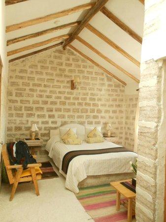 Hotel de Sal Luna Salada:                                     Habitacion matrimonial