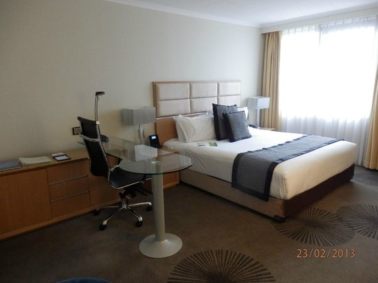 Holiday Inn Parramatta: Room, Holiday Inn, Parramatta