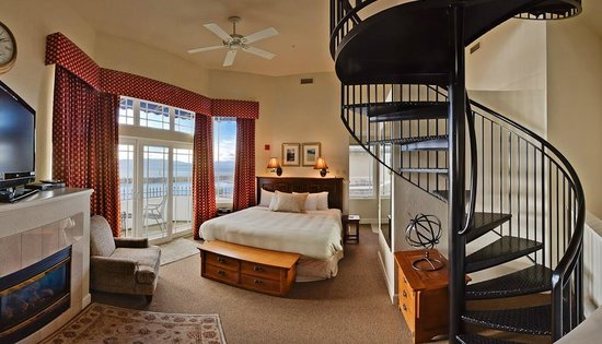 Hotel Bellwether: Lighthouse Suite Bedroom