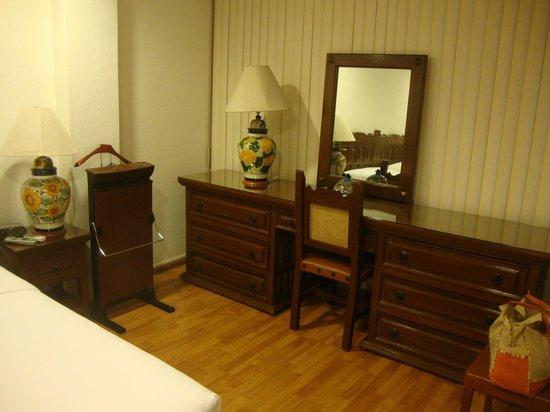 Suites Amberes:                   Sumamente comoda