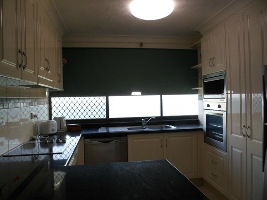 Breakfree Peninsula:                   34A KITCHEN WITH GREAT OCEAN VIEW