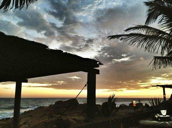 Meson Casa de Piedra:                                                                         Sunset
