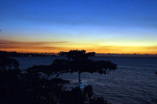 Beach House Villas:                   One gorgeous sunset after another