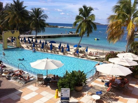 Marriott's Frenchman's Cove : Great pool and beach