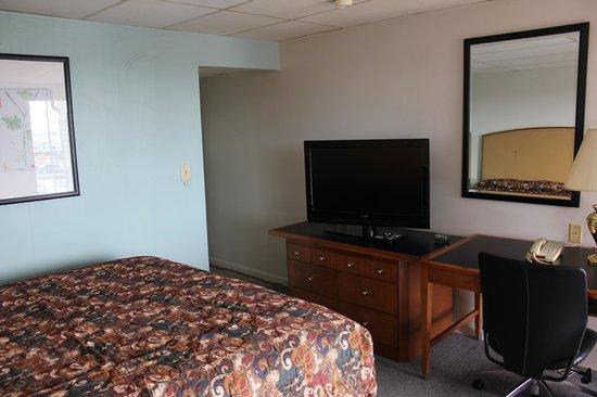 Midlands Lodge: Room View