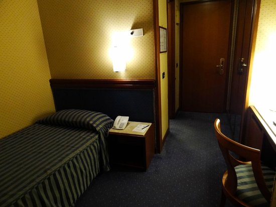 Best Western Hotel Paradiso:                   Single Room 202