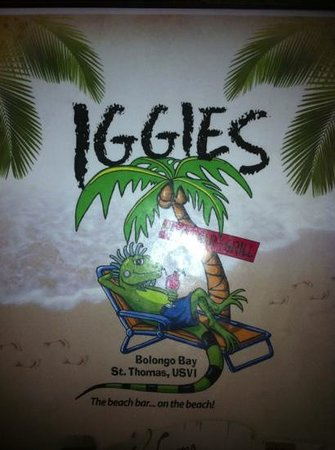 Iggies Beach Bar and Grill : Iggies