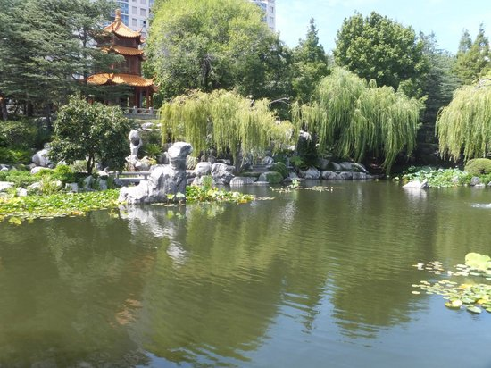 Chinese Garden of Friendship: Tranquility
