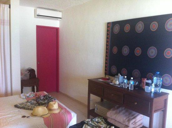 Hotel Cabanas Tulum: Habitacion
