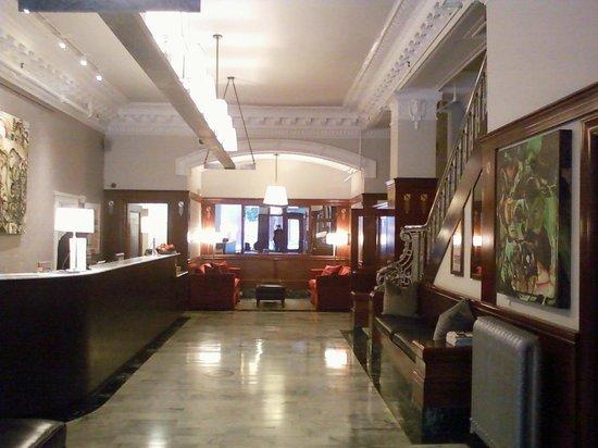 The Mosser: Lobby