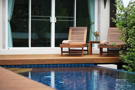 Modern Thai Villa : Relax
