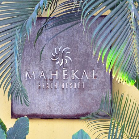 "Mahekal Beach Resort:                   means ""relax"" to me"