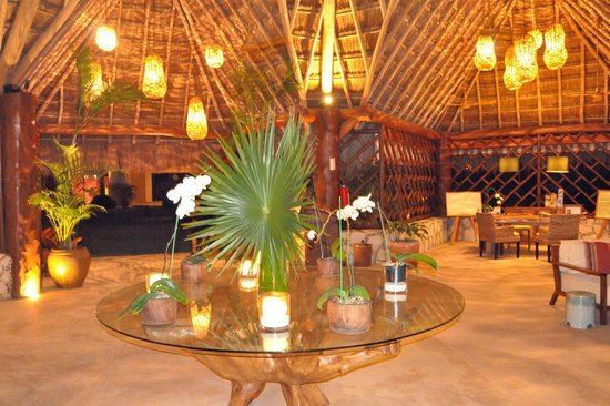 Mahekal Beach Resort:                   Lobby