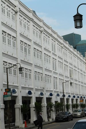 The Porcelain Hotel : Street View