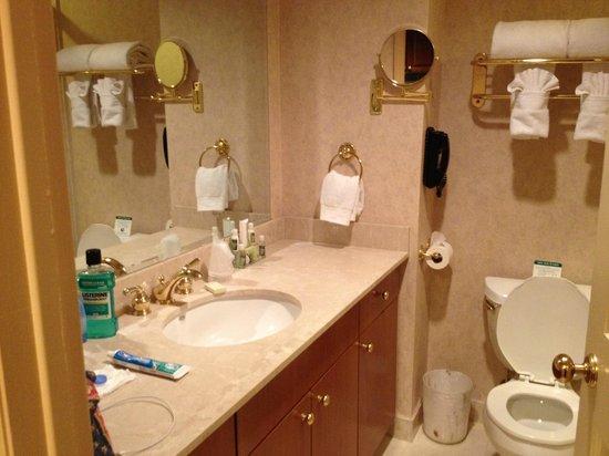 ذا مانهاتن كلوب: 2nd bathroom