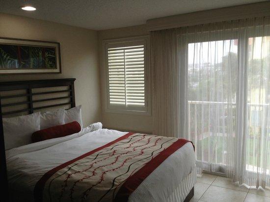 Bed In Studio Obr 225 Zek Zař 237 Zen 237 Wyndham Sea Gardens Pompano Beach Tripadvisor