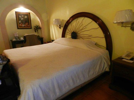 Hotel Chichen Itza: confort , silencio y paz
