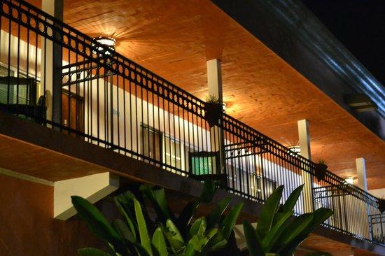 Hotel Chichen Itza: zona de descanso como pocas
