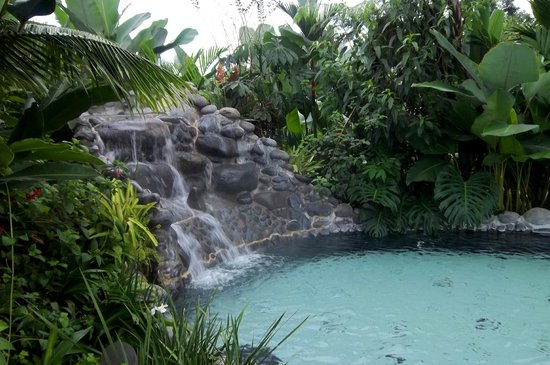 Arenal Springs Resort and Spa: aguas termales