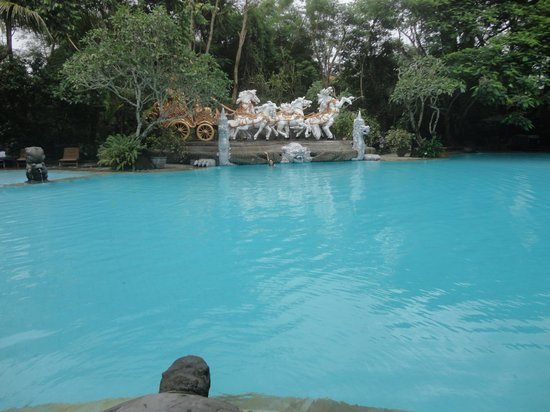 Hotel Kumala Pantai:                                     One of the pools