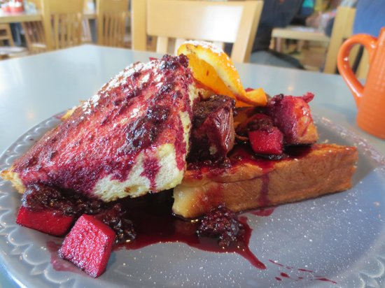 The Grateful Bread Bakery & Restaurant: French Toast