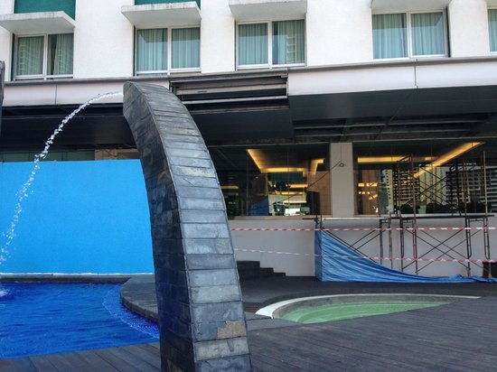 Furama Bukit Bintang:                                                       KIDS POOL CLOSED (4th March 2013)