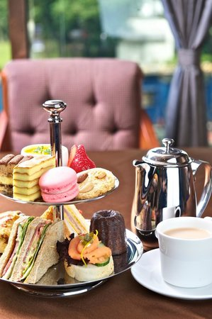 神旺商務酒店: New English Hightea Set only at NT$390+10%/per guest!