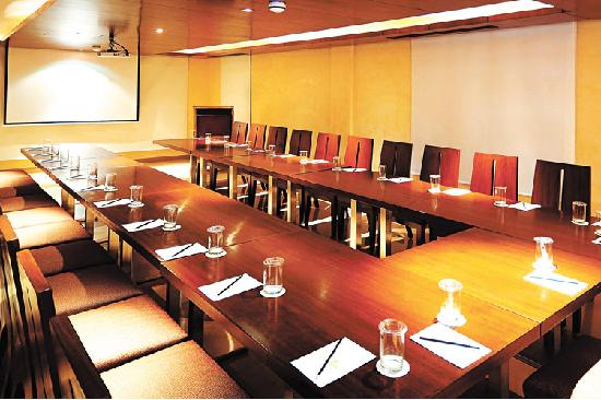 Tivoli Cititel: Meeting Room