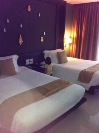 Centara Anda Dhevi Resort and Spa: Double Delux Room