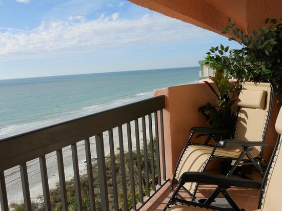 Great Views Picture Of The Rose Resort Indian Shores