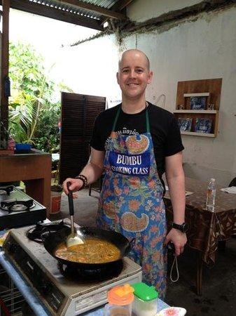 Bumbu Cooking Class : a work in progress!