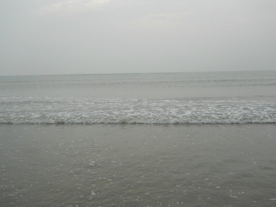 Digha, Indie:                   at Talsari