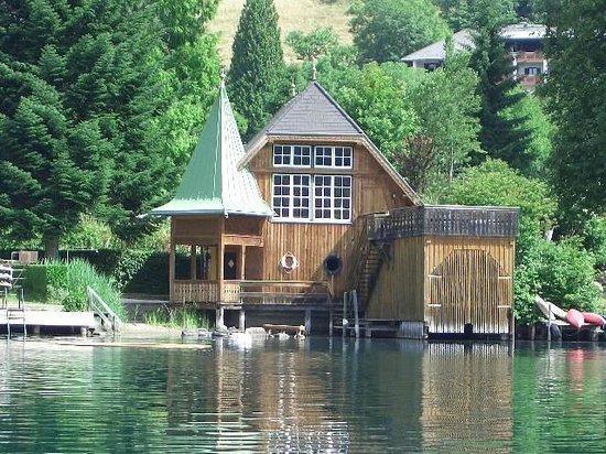 Schlosshotel See-Villa: Badehaus