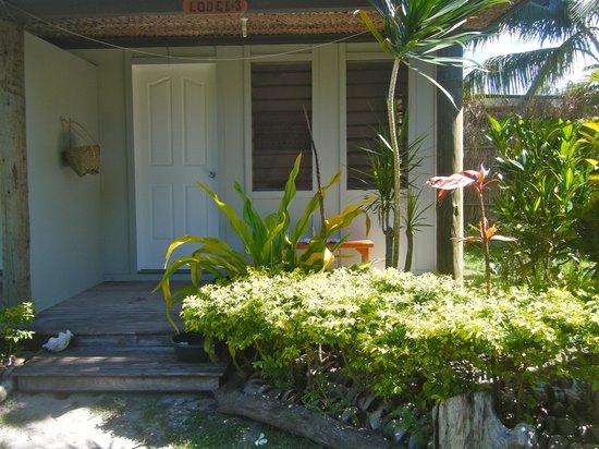 Blue Lagoon Beach Resort:                   Our room