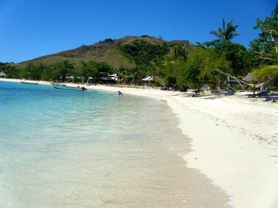 Blue Lagoon Beach Resort:                   Sandy Beach