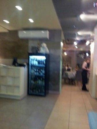 Fish Cafe:                   Main dining area